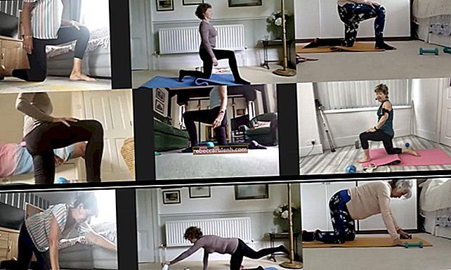 План ежедневной диеты на тренировках Шерил Коул