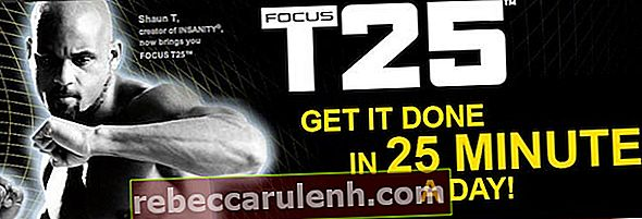 Beachbody Shaun T. Focus T25 Training