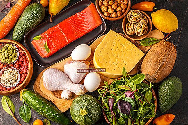 План диеты Стилмана - план питания «Оставайся стройным»