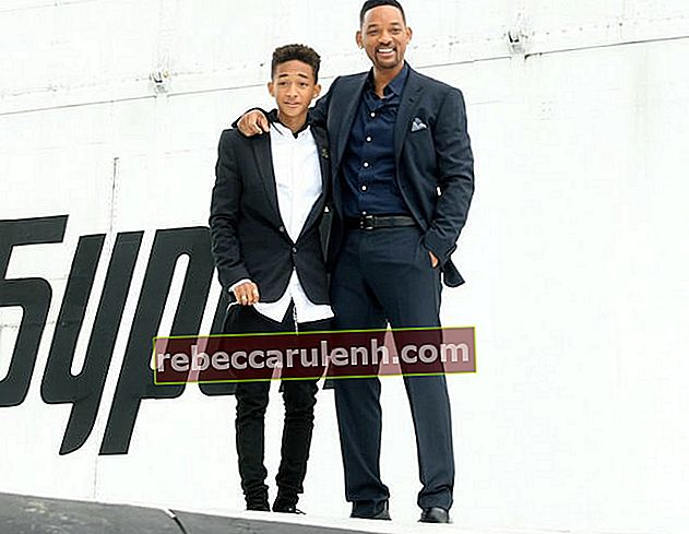Will Smith und Jaden Smith