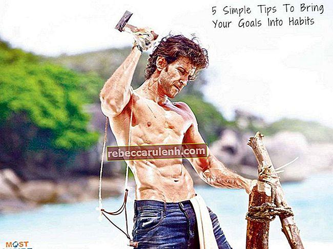 Hrithik Roshan Workout Routine Diätplan für Krrish 3