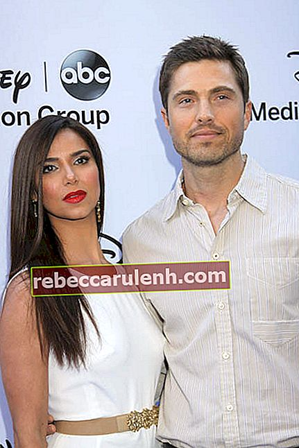 Roselyn Sanchez i Eric Winter