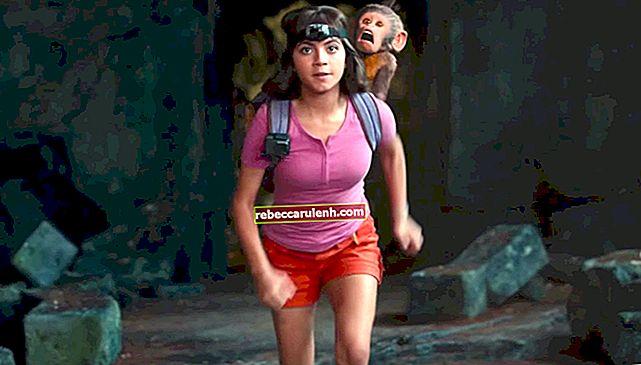 Исабела Мерсед (Изабела Монер) Височина, тегло, възраст, статистика на тялото