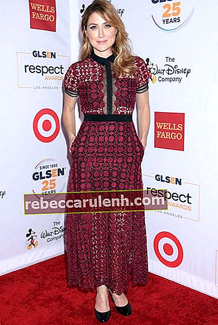 Sasha Alexander bei den GLSEN Respect Awards 2015 in Beverly Hills