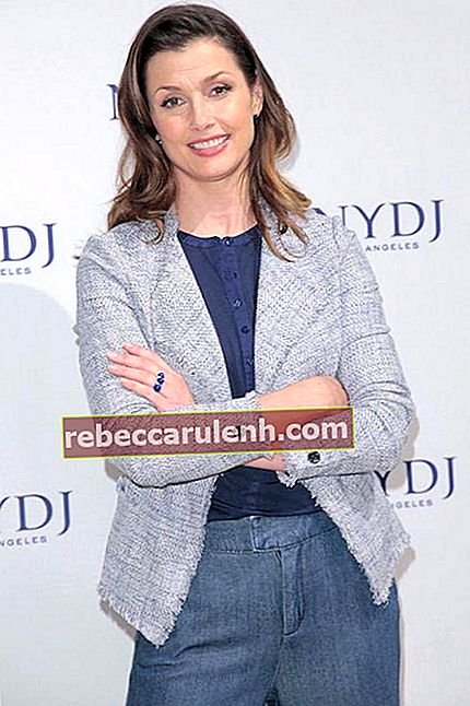 Bridget Moynahan bei der NYDJ 2016 'Fit to Be'-Kampagne bei Lord & Taylor Avenue