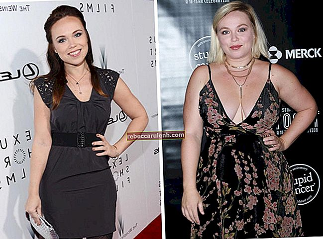 Amanda Fuller Taille, poids, âge, statistiques corporelles
