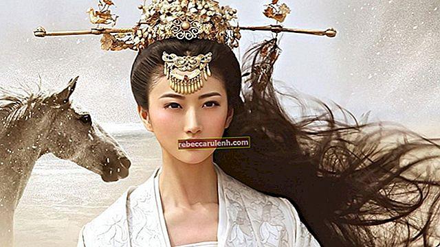 Jing Tian Височина, тегло, възраст, статистика на тялото