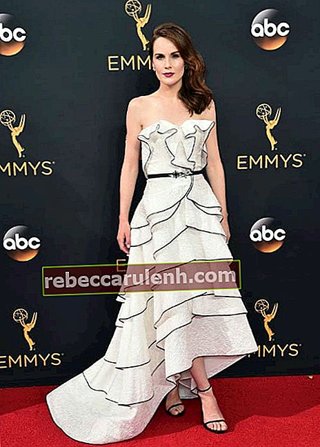 Michelle Dockery bei den Primetime Emmy Awards 2016