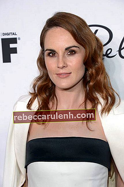 Michelle Dockery bei der Pre-Emmy-Feier von Variety and Women in Film im September 2016