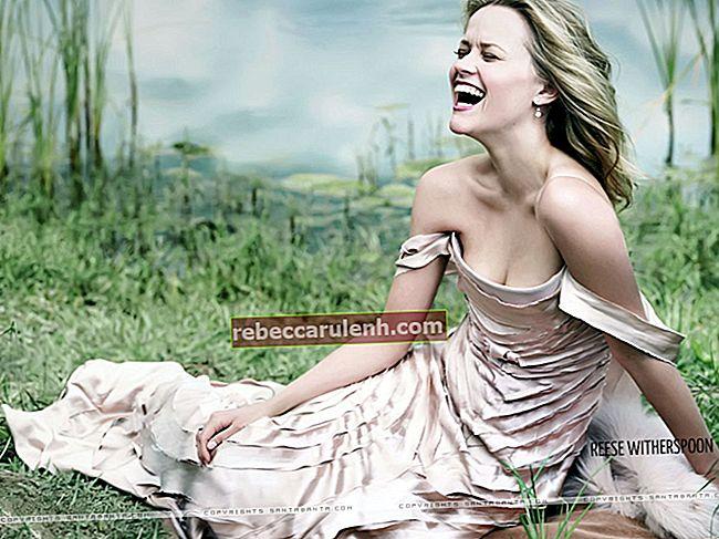 Reese Witherspoon Wzrost, waga, wiek, statystyki ciała