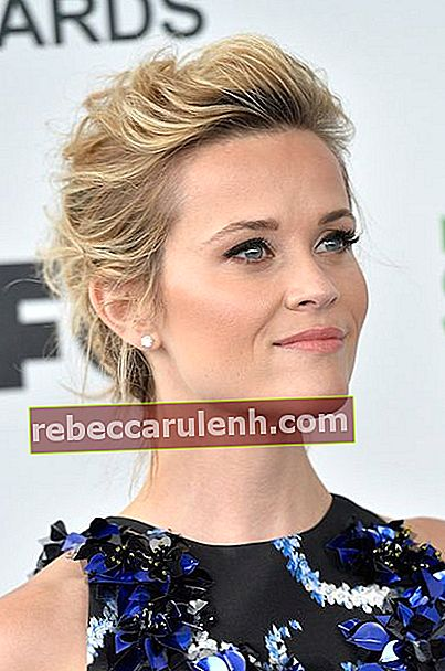 Reese Witherspoon während der Film Independent Spirit Awards 2014.