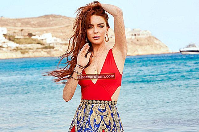 Lindsay Lohan Größe, Gewicht, Alter, Körperstatistik