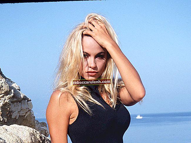 Pamela Anderson Größe, Gewicht, Alter, Körperstatistik