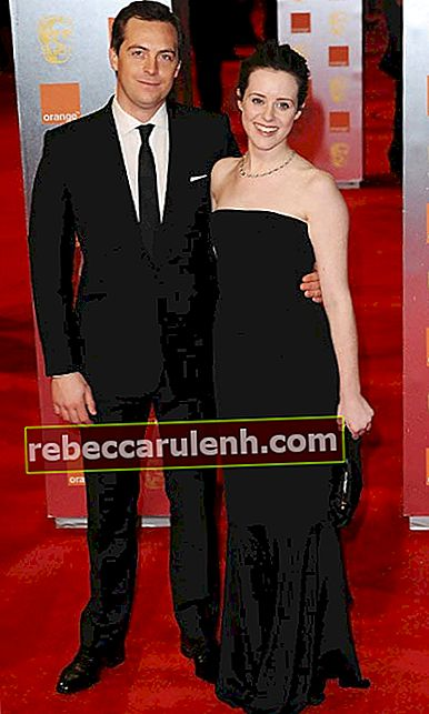 Claire Foy und Stephen Campbell Moore bei den Orange British Academy Film Awards am 13. Februar 2011