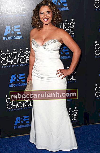 Kether Donohue bei den Critics 'Choice Television Awards 2015 in Beverly Hills