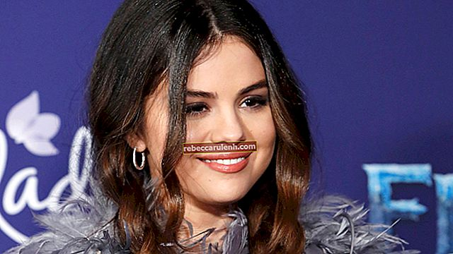 Selena Gomez Größe, Gewicht, Alter, Körperstatistik