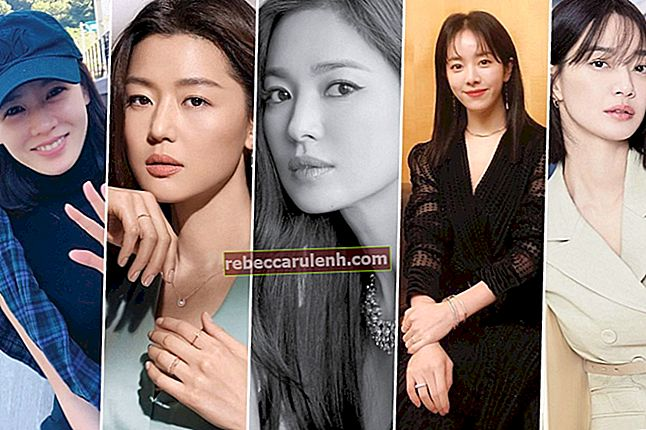 Kim Tae-hee Größe, Gewicht, Alter, Körperstatistik