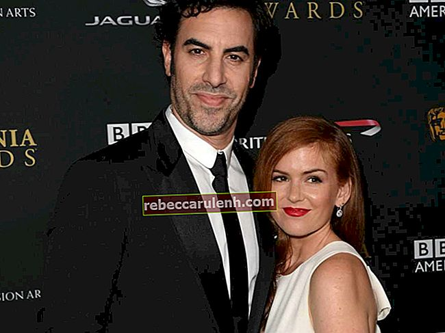 Isla Fisher Taille, poids, âge, statistiques corporelles