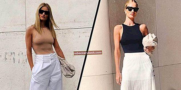Rosie Huntington-Whiteley Größe, Gewicht, Alter, Körperstatistik