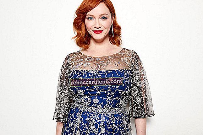 Christina Hendricks Größe, Gewicht, Alter, Körperstatistik