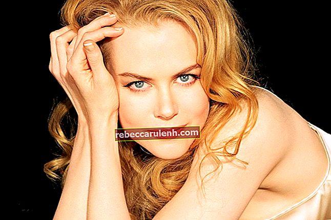 Nicole Kidman Größe, Gewicht, Alter, Körperstatistik