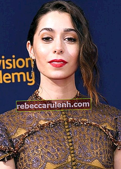 Cristin Milioti bei den Creative Arts Emmy Awards 2018
