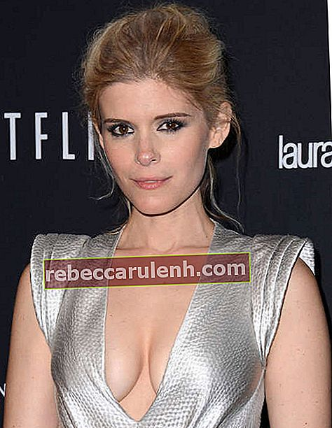 Kate Mara bei 2014 The Weinstein Company und Netflix GG nach der Party