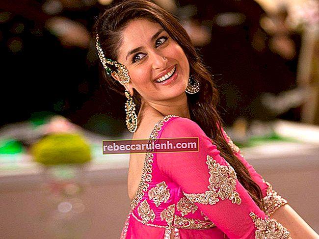 Kareena Kapoor Khan Височина, тегло, възраст, статистика на тялото