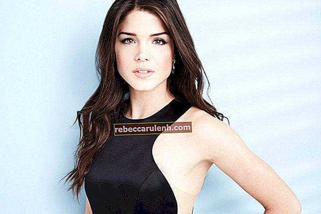 Lindsey Morgan Größe, Gewicht, Alter, Körperstatistik