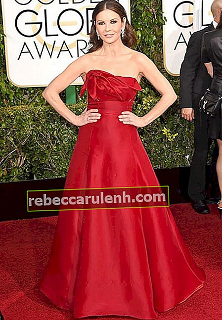 Catherine Zeta-Jones bei Golden Globes 2015