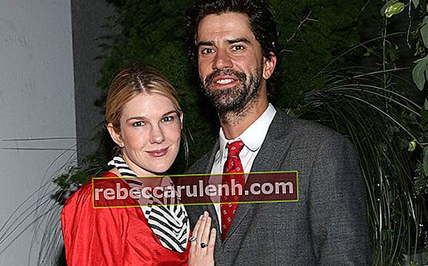 Lily Rabe und Hamish Linklater