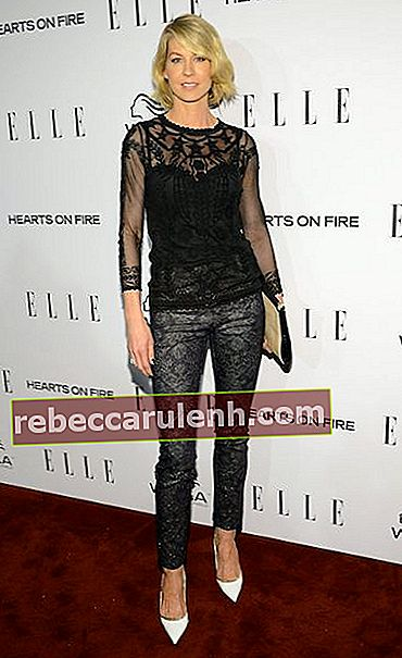 Jenna Elfman während der Elle's Women in Television Celebration 2014