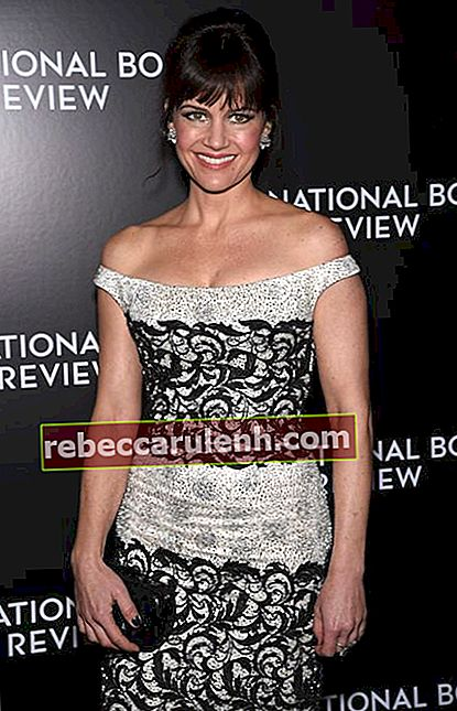 Carla Gugino bei der Gala des National Board of Review 2014 in New York City.