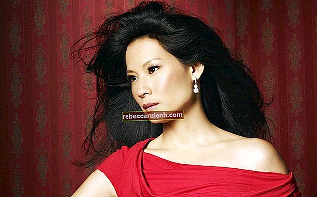 Lucy Liu Größe, Gewicht, Alter, Körperstatistik