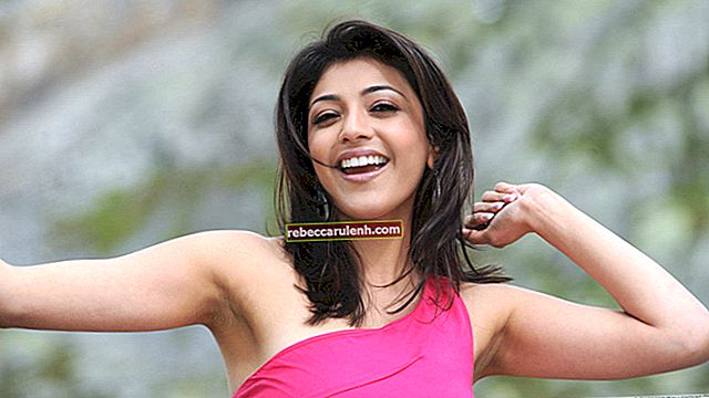 Kajal Aggarwal Taille, poids, âge, statistiques corporelles