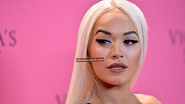 Rita Ora Größe, Gewicht, Alter, Körperstatistik