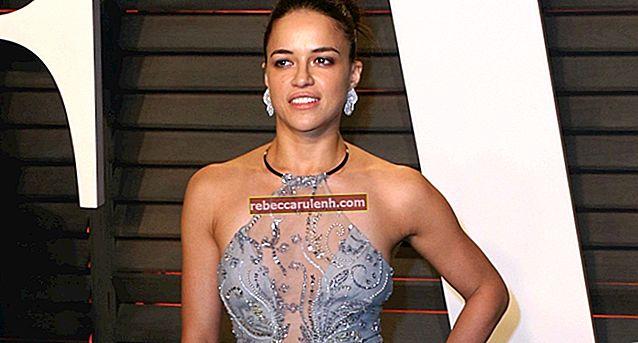 Michelle Rodriguez Größe, Gewicht, Alter, Körperstatistik