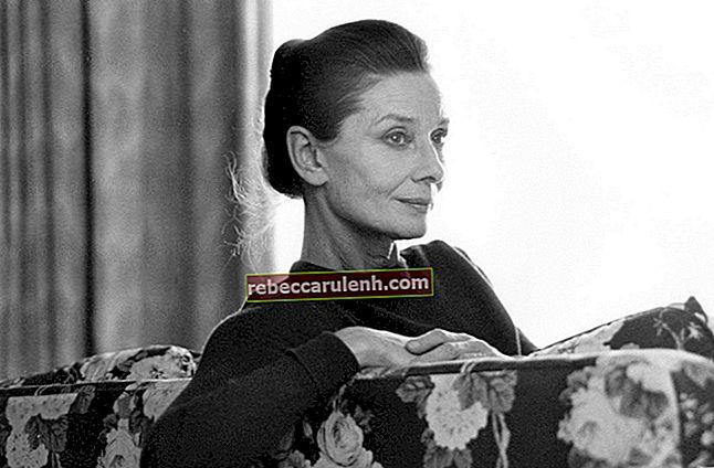 Audrey Hepburn Größe, Gewicht, Alter, Körperstatistik