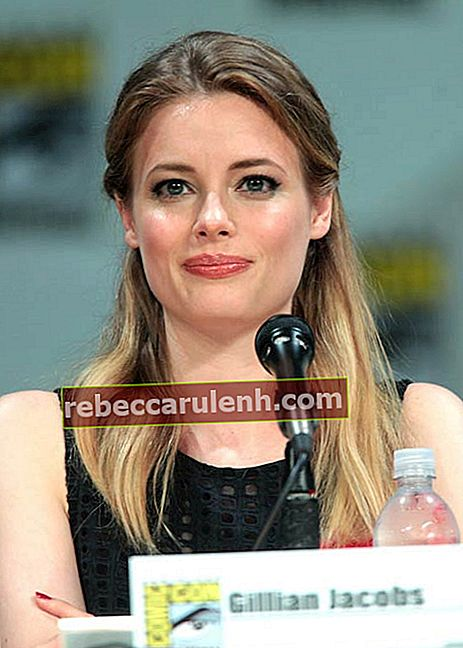 Gillian Jacobs auf der San Diego Comic-Con International 2014