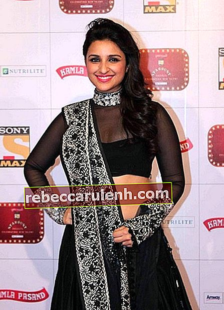 Parineeti Chopra heiß
