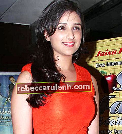 Parineeti Chopra süß