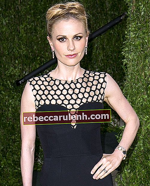 Anna Paquin bei der Oscars Party 2013