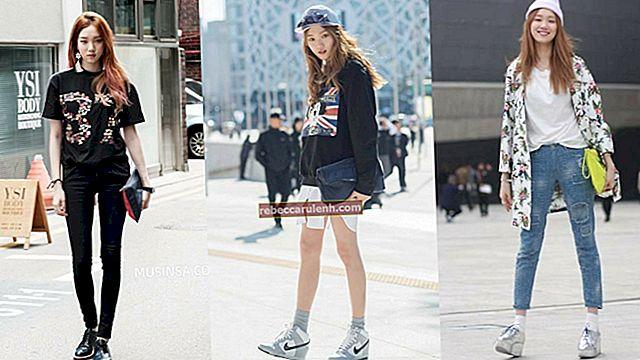 Lee Sung-kyung Größe, Gewicht, Alter, Körperstatistik