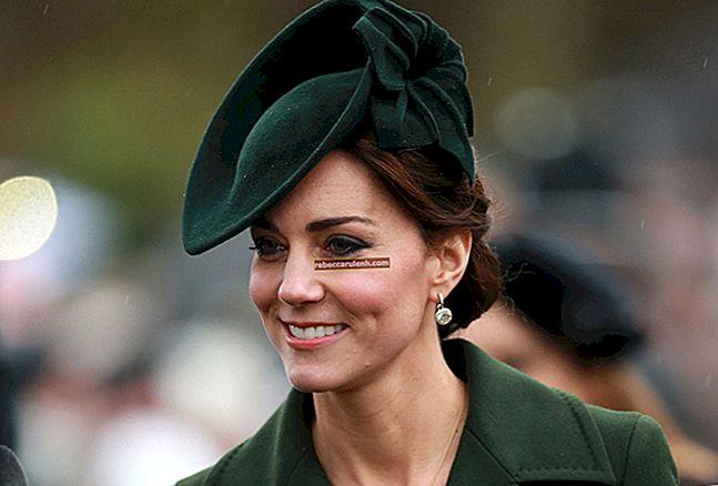 Kate Middleton Größe, Gewicht, Alter, Körperstatistik