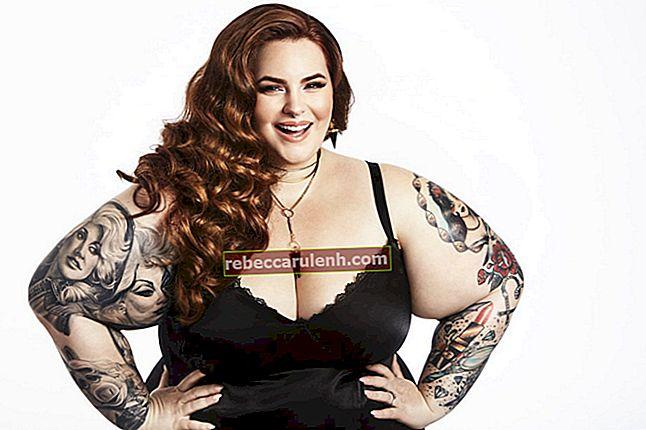 Tess Holliday Größe, Gewicht, Alter, Körperstatistik