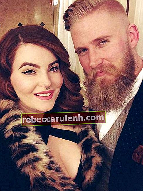 Tess Holliday und Nick Holliday