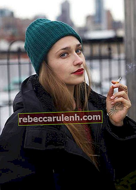 Jemima Kirke in New York im Jahr 2015