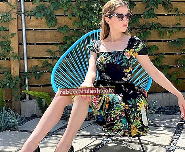 Anna Kournikova Größe, Gewicht, Alter, Körperstatistik