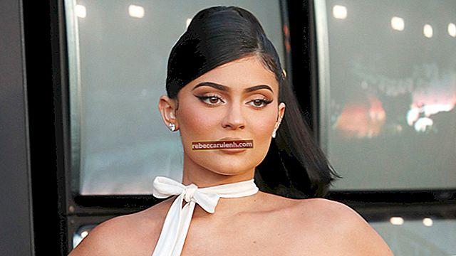Kylie Jenner Größe, Gewicht, Alter, Körperstatistik