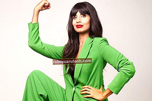 Jameela Jamil Größe, Gewicht, Alter, Körperstatistik